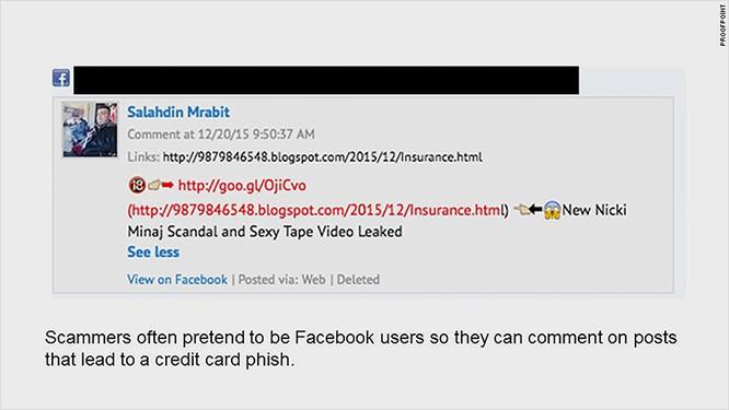 Điểm danh 5 trò lừa phổ biến nhất trên mạng xã hội ảnh 2