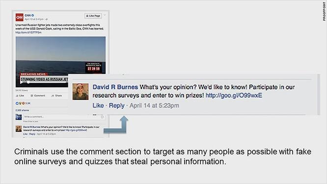 Điểm danh 5 trò lừa phổ biến nhất trên mạng xã hội ảnh 5