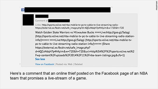 Điểm danh 5 trò lừa phổ biến nhất trên mạng xã hội ảnh 3