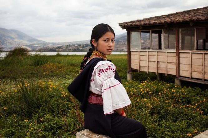 Vẻ đẹp mê hồn của đại diện phụ nữ tại 50 quốc gia ảnh 27