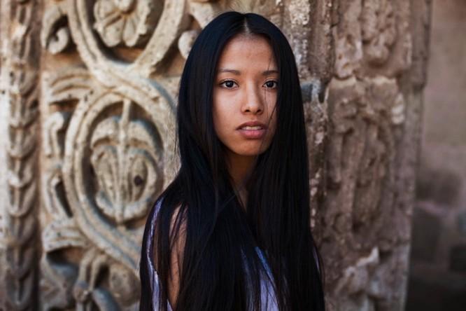 Vẻ đẹp mê hồn của đại diện phụ nữ tại 50 quốc gia ảnh 1
