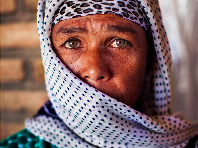 Vẻ đẹp mê hồn của đại diện phụ nữ tại 50 quốc gia ảnh 9