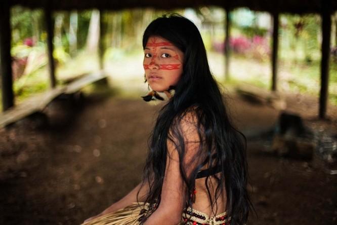 Vẻ đẹp mê hồn của đại diện phụ nữ tại 50 quốc gia ảnh 8