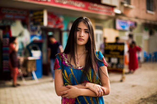 Vẻ đẹp mê hồn của đại diện phụ nữ tại 50 quốc gia ảnh 29