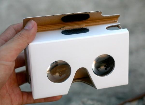 Cận cảnh kính Google Cardboard phiên bản đặc biệt tại Việt Nam ảnh 2