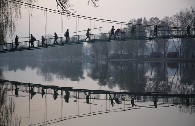 Triều Tiên: Sự khác biệt giữa cuộc sống ở Bình Nhưỡng và vùng nông thôn ảnh 13