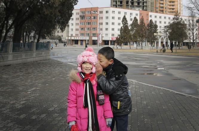 Triều Tiên: Sự khác biệt giữa cuộc sống ở Bình Nhưỡng và vùng nông thôn ảnh 14