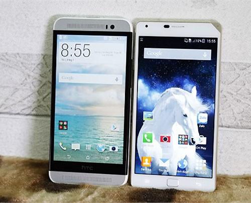 Smartphone lạ ồ ạt đổ bộ thị trường Việt Nam ảnh 1