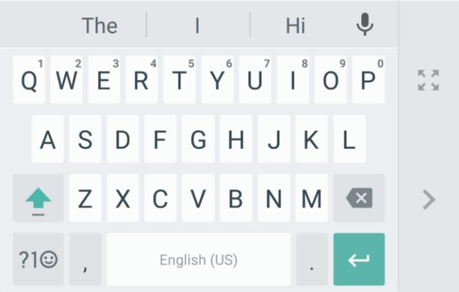 Google tung bản cập nhật lớn cho bàn phím Google Keyboard ảnh 1