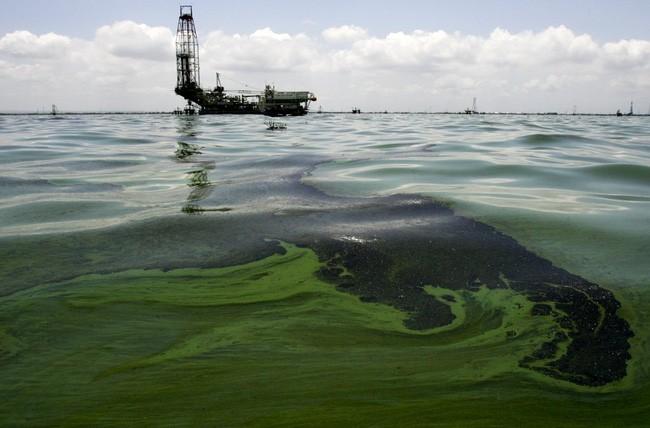 20 bức ảnh gây sốc về nguồn nước ô nhiễm trầm trọng ảnh 10