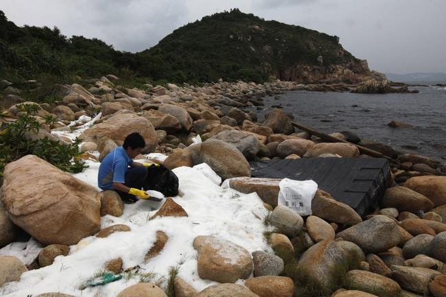 20 bức ảnh gây sốc về nguồn nước ô nhiễm trầm trọng ảnh 18