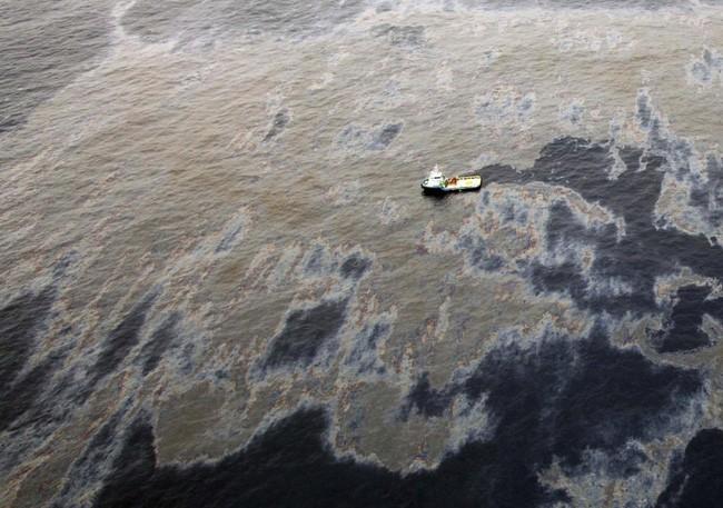 20 bức ảnh gây sốc về nguồn nước ô nhiễm trầm trọng ảnh 4