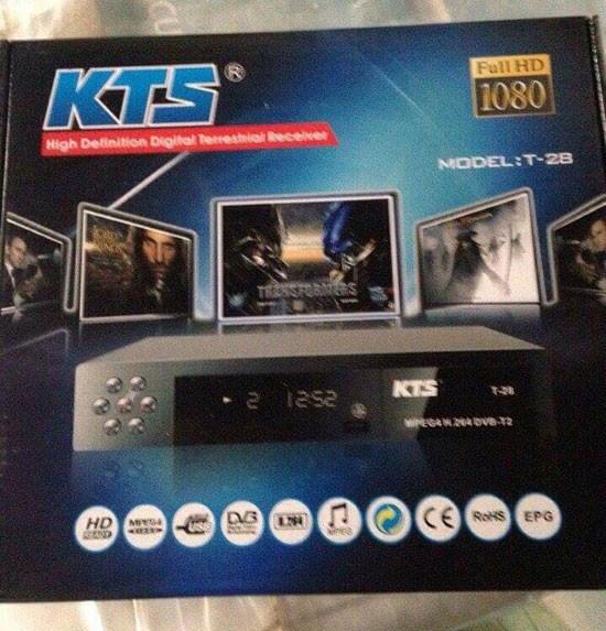"""Cảnh báo: 7 loại đầu thu số DVB-T2 """"lậu"""" nhan nhản trên thị trường ảnh 1"""