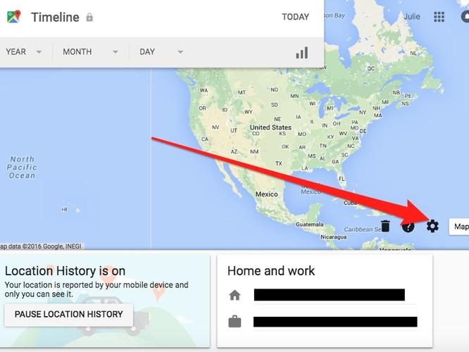 Lục tìm lịch sử Google lưu trữ về bạn và cách xóa ảnh 7