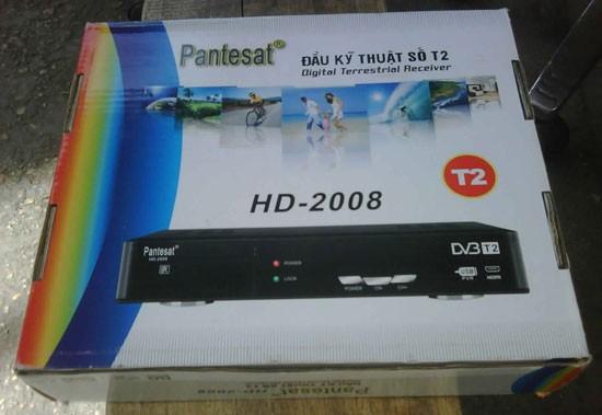"""Cảnh báo: 7 loại đầu thu số DVB-T2 """"lậu"""" nhan nhản trên thị trường ảnh 2"""