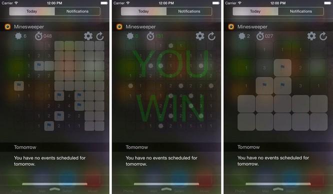 6 tựa game có thể chơi ngay không cần mở khóa iPhone ảnh 5