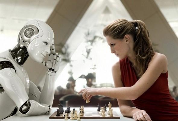 Con người sắp kết hôn với robot? ảnh 1