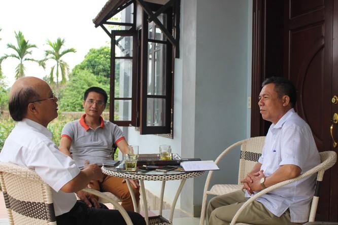 Cựu Đại sứ Lê Văn Bàng: Mỹ có thể giúp cân bằng lực lượng Biển Đông ảnh 1