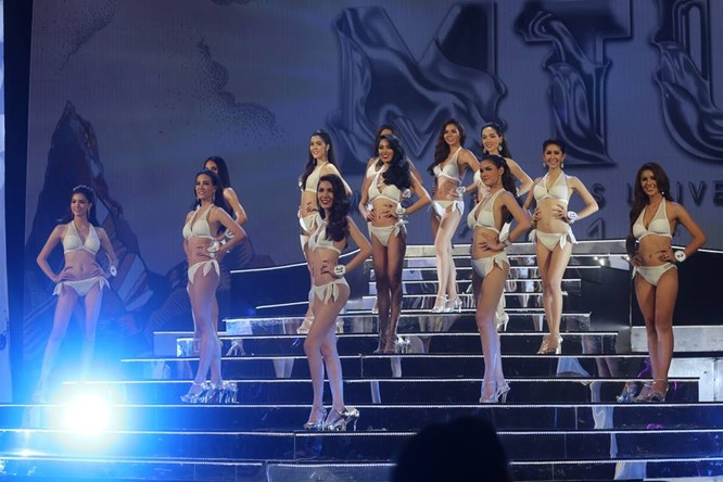 Vẻ đẹp 'vạn người mê' của Tân Hoa hậu chuyển giới Thái Lan ảnh 12
