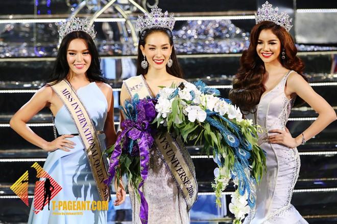 Vẻ đẹp 'vạn người mê' của Tân Hoa hậu chuyển giới Thái Lan ảnh 1
