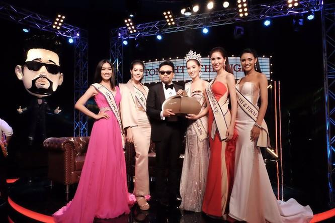 Vẻ đẹp 'vạn người mê' của Tân Hoa hậu chuyển giới Thái Lan ảnh 3