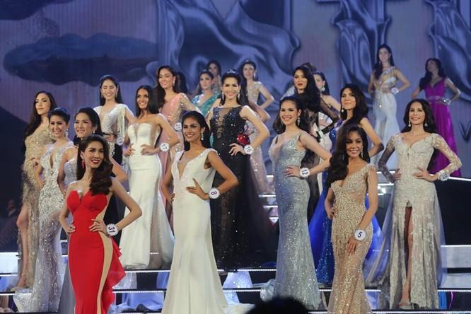 Vẻ đẹp 'vạn người mê' của Tân Hoa hậu chuyển giới Thái Lan ảnh 13