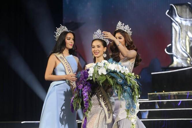 Vẻ đẹp 'vạn người mê' của Tân Hoa hậu chuyển giới Thái Lan ảnh 8