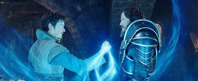 Video: Tiết lộ cảnh chiến đấu mãn nhãn giữa Orc và Human trong Warcraft ảnh 2