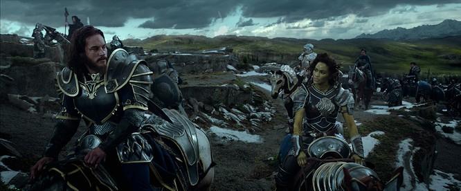 Video: Tiết lộ cảnh chiến đấu mãn nhãn giữa Orc và Human trong Warcraft ảnh 3