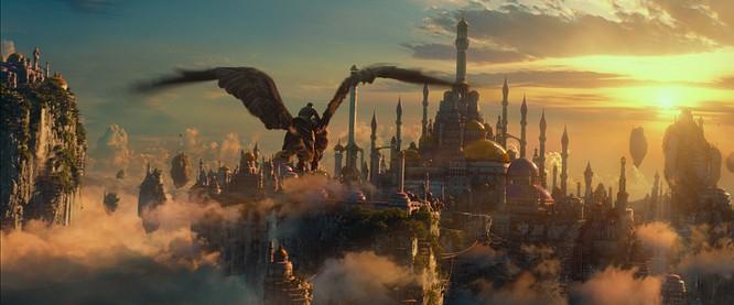Video: Tiết lộ cảnh chiến đấu mãn nhãn giữa Orc và Human trong Warcraft ảnh 7