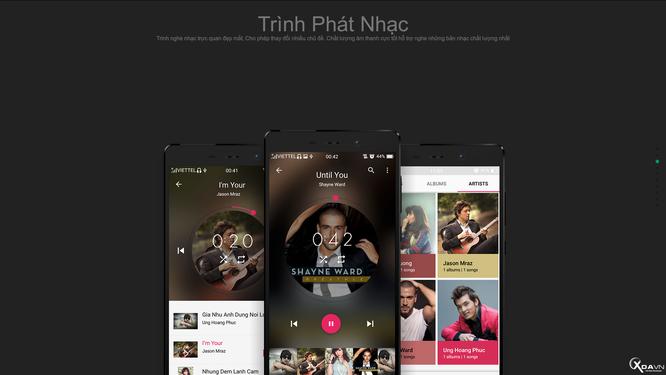 Sắp ra mắt hệ điều hành Android của người Việt ảnh 1