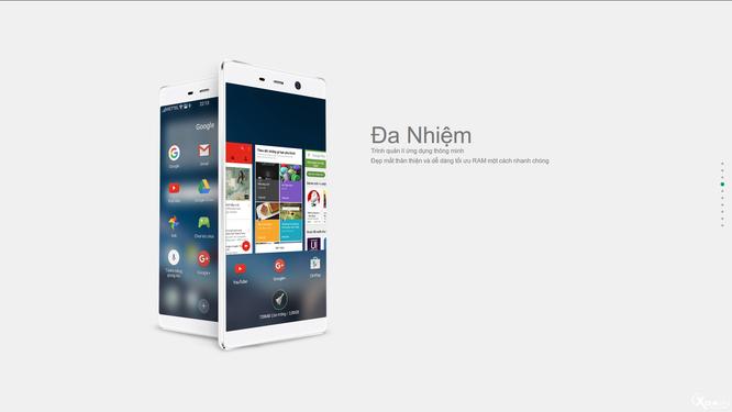 Sắp ra mắt hệ điều hành Android của người Việt ảnh 2