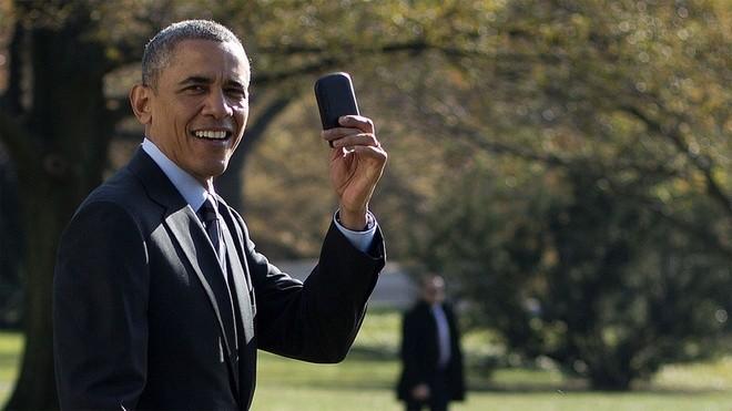 Những món đồ công nghệ thiết thân của Tổng thống Obama ảnh 1