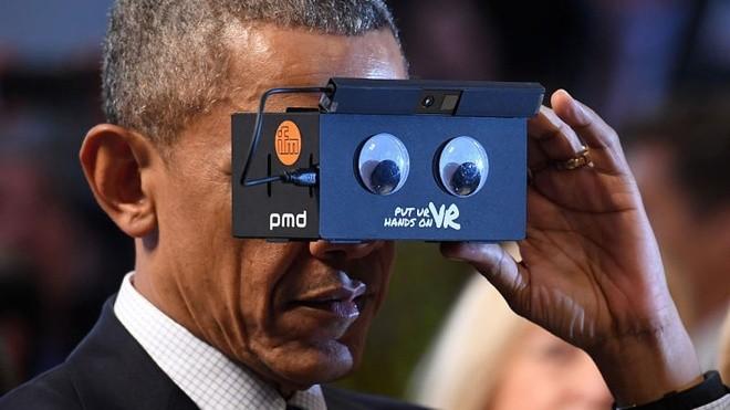 Những món đồ công nghệ thiết thân của Tổng thống Obama ảnh 8