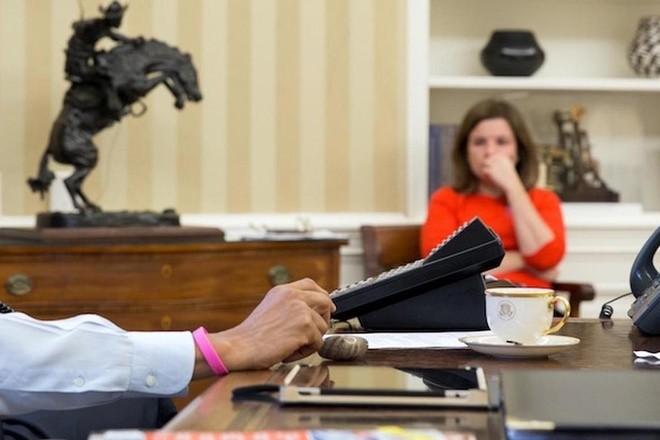 Những món đồ công nghệ thiết thân của Tổng thống Obama ảnh 3