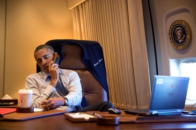 Những món đồ công nghệ thiết thân của Tổng thống Obama ảnh 5