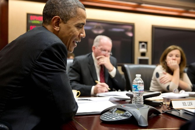 Những món đồ công nghệ thiết thân của Tổng thống Obama ảnh 9
