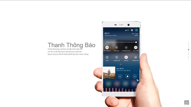 Sắp ra mắt hệ điều hành Android của người Việt ảnh 3