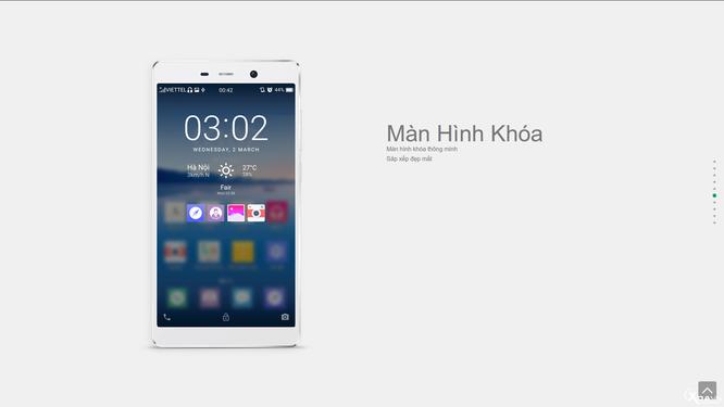 Sắp ra mắt hệ điều hành Android của người Việt ảnh 4
