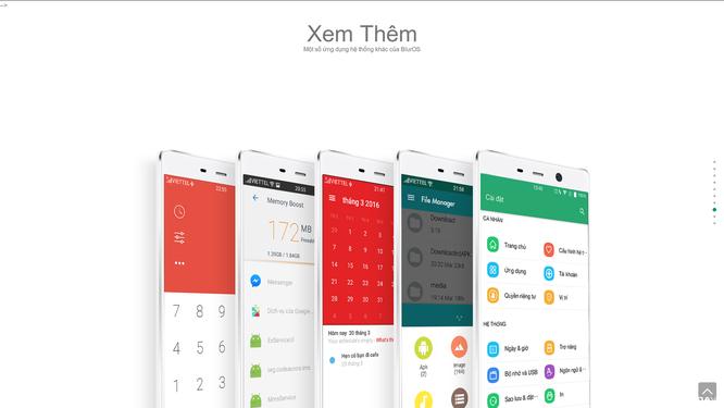 Sắp ra mắt hệ điều hành Android của người Việt ảnh 5
