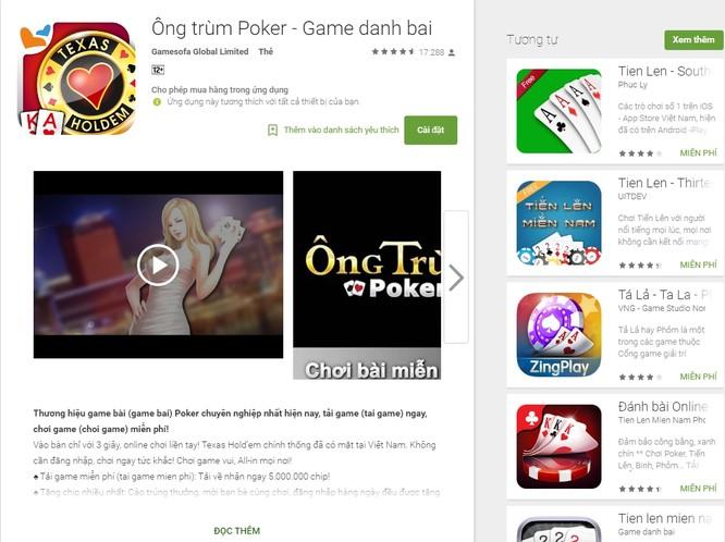 Doanh nghiệp game Việt lao đao vì giấy phép? ảnh 6