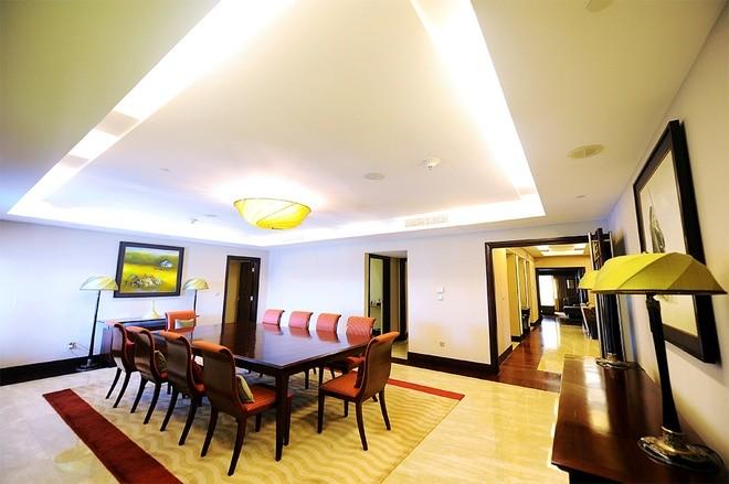 Phòng tổng thống có view đẹp nhất Hà Nội ảnh 7