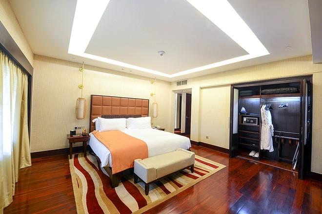 Phòng tổng thống có view đẹp nhất Hà Nội ảnh 10