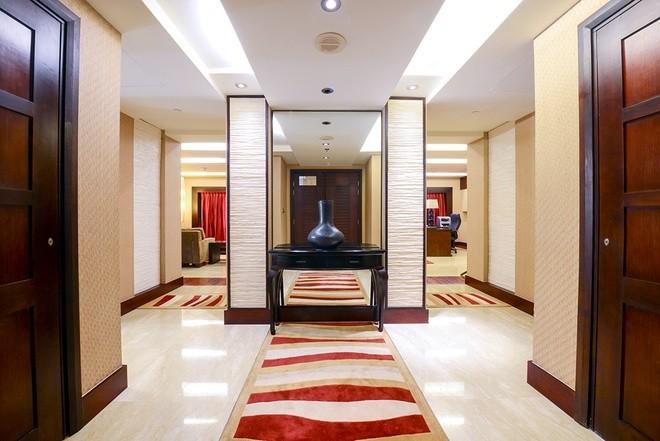 Phòng tổng thống có view đẹp nhất Hà Nội ảnh 3