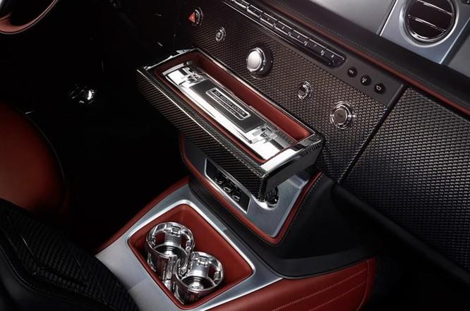Rolls-Royce ra mắt Phantom Zenith - Phiên bản cuối cùng ảnh 2