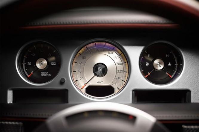 Rolls-Royce ra mắt Phantom Zenith - Phiên bản cuối cùng ảnh 5