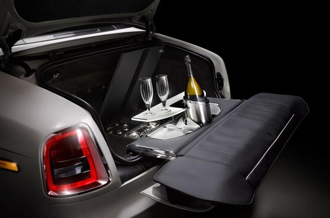 Rolls-Royce ra mắt Phantom Zenith - Phiên bản cuối cùng ảnh 3
