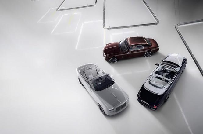 Rolls-Royce ra mắt Phantom Zenith - Phiên bản cuối cùng ảnh 1