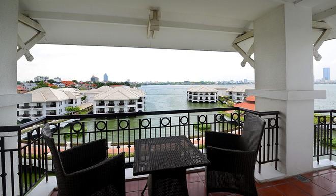 Phòng tổng thống có view đẹp nhất Hà Nội ảnh 2
