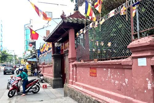 Tổng thống Obama sẽ thăm ngôi chùa cổ ở Sài Gòn ảnh 1